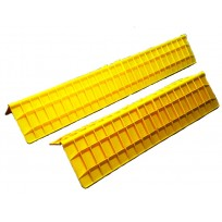 Plastic Ribbed Corner Board  | Lashing Products | Imported Metal Corner Boards | Imported Plastic Corner Boards