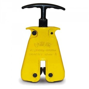 Camlok 250kg Hand Grip Clamp 0-10mm  | Clamp - Camlok UK