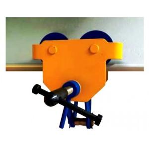 Clamp Trolley - Titan  | Trolley - Push, Gear & Pipe Type