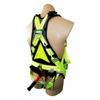 Safety Harness - Construction c/w Tool Loops | QSI Height Safety NZ