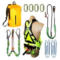 Pro-Construction Pack - 10Pce Height Safety Set | QSI Height Safety NZ