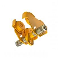 Trolley - Wide Beam (Flange) | Trolley - Push, Gear & Pipe Type