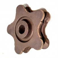 Cast Sprocket - 5 Tooth Blank For 10/51mm Chain | Ag-Quip, Drive Chain, Convayor | AGRI Convayor Chain & Sprocket
