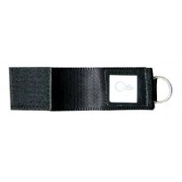 Velcro Detachable Belt Loop c/w Single D | QSI Tool Lanyards