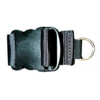 Quick Release Belt Loop c/w Single D | QSI Tool Lanyards