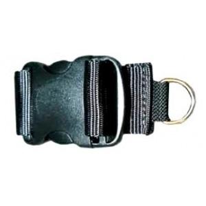 Quick Release Belt Loop c/w Single D | QSI Tool Lanyards