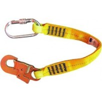 QSI Short Lanyard Connector | QSI Height Safety NZ