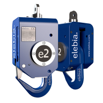 2.5T elebia Remote Release Hook System | ELEBIA Release Systems