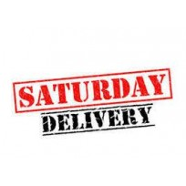 NZC Saturday Delivery Sticker (Extra) | Admin, Bank & Int Frt Fees