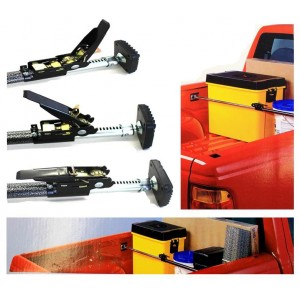 Adjustable Ratchet Cargo Bar 1.0m to 1.8m | Non Discounted Products | Corner Protection & Tension
