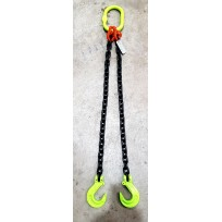 8mm G100 Centre Chain Set 2L 0.70m | Tow & Recovery Equip | Recovery Vehicle Lashing