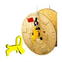5.0T Camlok Drum Lifting Set  | Clamp - Camlok UK