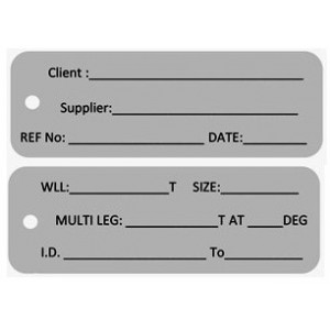 Client ID & WLL Tag | Clearance Specials