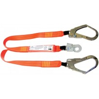 2.0m Double Lanyard C/W Scaffold Hks | QSI Height Safety NZ