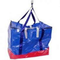 Lifting Bag - 80KG Large Red/Blue   Lifting Equipment Bags