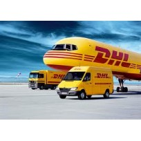 DHL Express Air Freight - 10KG Spain | Admin, Bank & Int Frt Fees