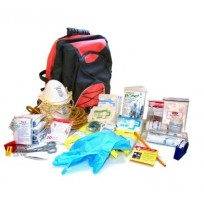 1 Person Ready To Run Back-Pack | Rescue & Survival Equipment