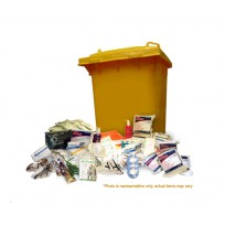 1-12 Person Survival Wheelie Bin | Rescue & Survival Equipment