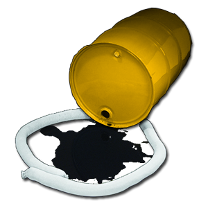 Synthetic Oil Absorbent Sock   Spill Kits