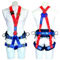 Safety Harness - 1800 Rope Worker | Spanset Safety Harness