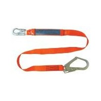 Spanset 1.8m Web Lanyard c/w Scaff Hk | Spanset Attachments