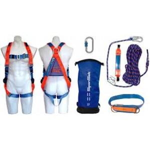 roofer kit basic spectre spanset height safety spanset height safety harness roofers kit