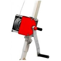 QSI Recovery Tripod Winch 20m | QSI Height Safety NZ