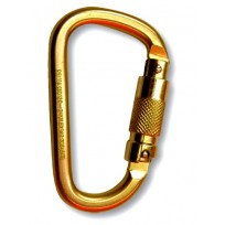 QSI Steel Triple Action Karabiner  | QSI Height Safety NZ