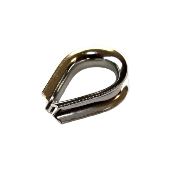 Thimbles SS316 | Wire Grips, Thimbles, R Clips | Wire Rope ...