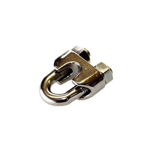 Wire Rope Grip - Commerical SS316 | Wire Grips, Thimbles, R Clips ...