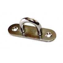 Deck Plate - SS316 2 Hole | Hooks, Links & Plates