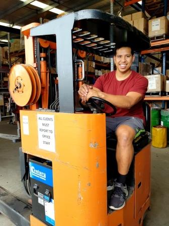 Barry Forklift